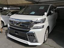 2015 TOYOTA VELLFIRE 2.5 ZA 7 SEATS 2 POWER DOORS (1YEAR WARRANTY) UNREG 2015