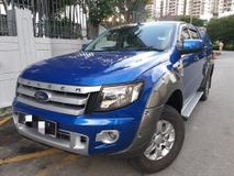 2014 FORD RANGER FORD RANGER 2.2 XLT MANUAL