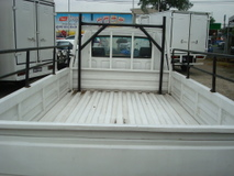 2002 NISSAN  VANETTE PICK UP STEEL BODY