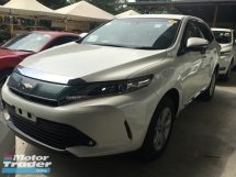 2017 TOYOTA HARRIER 2.0 Premium NEW FACELIST SUNROOF POWER BOAT FULL VIEW CAMERA