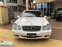 2003 MERCEDES-BENZ C-CLASS C200 STATION WAGON