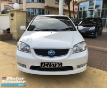 2003 TOYOTA VIOS 1.5E (AT)
