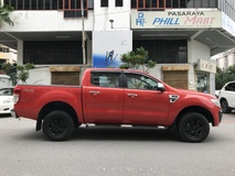 2014 FORD RANGER 2.2 (MT)  XLT TDCI 4X4 DOUBLE CAB DIESEL TURBO