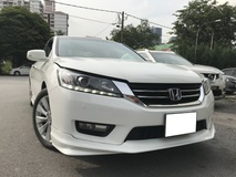 2017 HONDA ACCORD 2.0 (AT)  VTI-L FULL SERVICE RECORD FULL BODYKIT ONE OWNER