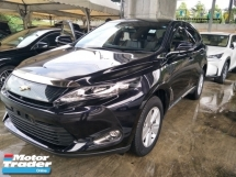 2017 TOYOTA HARRIER 2.0 PREMIUM POWER BOOT RADAR 360 VIEW CAMERA ELECTRIC SEMI LEATHER SEATS