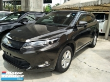 2016 TOYOTA HARRIER 2.0 PREMIUM POWER BOOT RADAR 360 VIEW CAMERA ELECTRIC SEATS