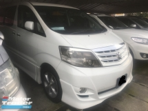 2006 TOYOTA ALPHARD 2.4G (A) BEST DEAL