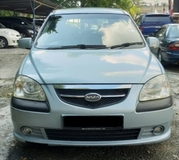 2007 NAZA CITRA GS FULL SPEC LEATHER SEAT ORIGINAL PAINT