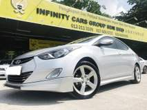 2014 HYUNDAI ELANTRA 1.8 SPORT SEDAN SUNROOF AND PUSH START TIP TOP CONDITION