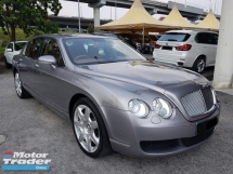 2007 BENTLEY CONTINENTAL FLYING SPUR MULLINER 6.0 W12 (A) 12K KM ONLY !!