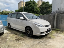 2011 PROTON EXORA 1.6 H-LINE PREMIUM LEATHER SEAT FULL LOAN 0122537416