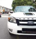 2010 FORD RANGER 2.5 XL TDI 4X4 DOUBLE CAB