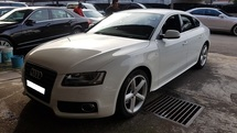 2010 AUDI A5 2.0 TFSI S LINE (A) REG 2015, UK SPEC, ONE CAREFUL OWNER, FREE 1 YEAR GMR CAR WARRANTY, LEATHER SEAT, LED DAY LIGHT, LOW MILEAGE DONE 74K KM, 18