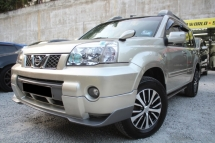 2008 NISSAN X-TRAIL 2.5 (A) 4WD DVD REVCAM TIP-TOP COND