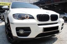 2010 BMW X6 3.0 XDRIVE 40D M SPORT TURBO 5 SEATER