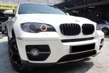 2010 BMW X6 Bmw X6 3.0 FACELIFT M SPORT 5 SEATS XDrive 40D