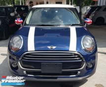 2014 MINI Cooper 1.5 Twin Turbo JP SPEC CLEARANCE PRICE (RM118,000.00 NEGO)