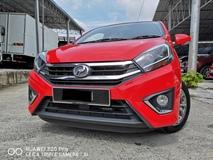 2017 PERODUA AXIA Advance SE One Onwer Full Service Perodua Under Warranty Acc Free