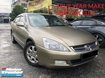 2007 HONDA ACCORD 2.4 VTI-L  FACELIFT (A) CAR KING 1 OWNER