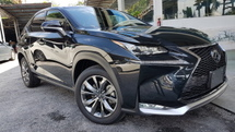 2017 LEXUS NX 200T F Sport Radar Safety Pre Crash Unreg Sale Offer