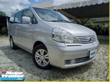 2013 NISSAN SERENA REG 14 2.0 (A) MPV 7 SEATER GOOD CONDITION ACC FREE PROMOTION PRICE.