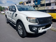 2015 FORD RANGER WILDTRACK 3.2 F/LIFT (A) FULL LOAN