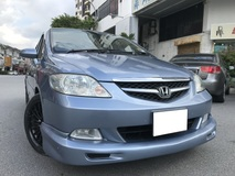 2007 HONDA CITY 1.5 (AT) FULL MUGEN BODYKIT ONE OWNER