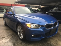 2014 BMW 3 SERIES 320D M SPORT UNREG