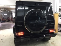 2016 MERCEDES-BENZ G-CLASS MERCEDES BENZ G63