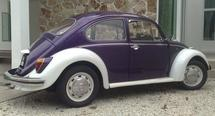 1987 VOLKSWAGEN BEETLE 1300 from year 1969