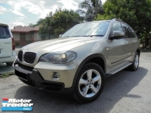2007 BMW X5  3.0 E70 Si LCI Panoramic 7Seater NAVI Facelift LikeNEW