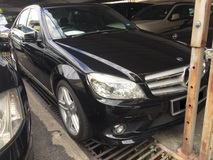 2009 MERCEDES-BENZ C-CLASS C200K AMG Registered 2012