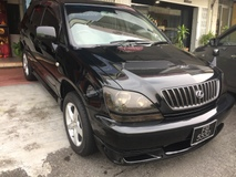 1998 TOYOTA HARRIER HARRIER3.0 FOUR IR VERSION