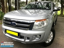 2013 FORD RANGER 2.2 XLT (HI RIDER) FREE CANOPY 1 OWN