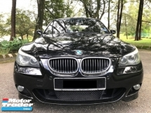 2006 BMW 5 SERIES 525I M-SPORTS 2.5 FACELIFT LOCAL