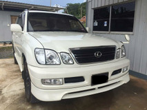 2002 TOYOTA LAND CRUISER AX G SELECTION