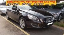 2013 VOLVO S60 T4 1.6cc (A) SEDAN, REG AUGUST 2014, ONE CAREFUL OWNER, FULL SERVICE RECORD, LOW MILEAGE DONE 78K KM, FREE 1 YEAR GMR CAR WARRANTY, 17