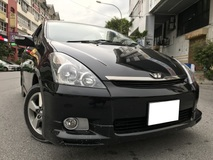 2006 TOYOTA WISH 1.8 (AT) FULL SPEC SUNROOF