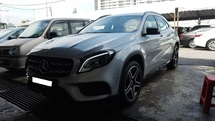 2017 MERCEDES-BENZ GLA GLA 250 2.0 4MATIC AMG LINE (A) REG JUNE 2017, ONE CAREFUL OWNER, FULL SERVICE RECORD, POWER BOOT, REVERSE CAMERA, LOW MILEAGE DONE 8K KM, UNDER WARRANTY UNTIL JUNE 2021