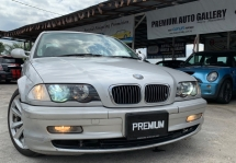 2000 BMW 3 SERIES 320I E46 SPORT EDITION 6 CYLINDERS DOUBLE VANOS CASH