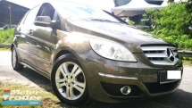 2009 MERCEDES-BENZ B-CLASS B170 1.7 A ** 9/10 TOP CONDITION