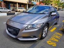 2012 HONDA CR-Z 1.5 Hybrid i-VTEC FULL SPORT SPEC(MANUAL)2012 1 LADY DOCTOR Owner, 62K Mileage,TIPTOP,DIRECT-Owner, with NEW PERAK PLATE ALD & AIRBEGs