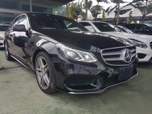 2014 MERCEDES-BENZ E-CLASS 2014 Mercedes E250 AMG Japan Spec L & R Electric Seat Pre Crash System Unregister for sale
