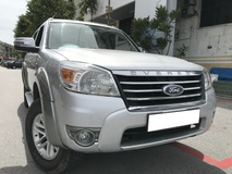 2010 FORD EVEREST 2.5 TDCI 4X4 (M) DIESEL TURBO 7 SEATER