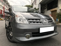 2010 NISSAN GRAND LIVINA IMPUL 1.6L (A) ST-L FULL SPEC 1005 FULL LOAN