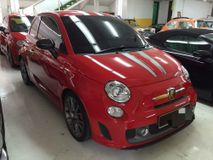 2012 FERRARI OTHER FIAT ABARTH 695 TRIBUTO FERRARI