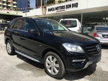 2012 MERCEDES-BENZ ML MERCEDES BENZ ML350 BLUETEC