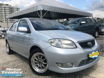 2005 TOYOTA VIOS 1.5E (AT)