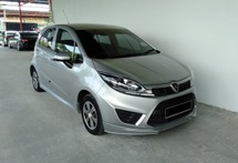 2016 PROTON IRIZ 1.3 (A) Executive Facelift 20k KM Only