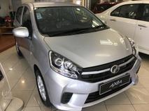 2018 PERODUA AXIA G FACELIFT AUTO NEW DECEMBER PROMO FAST STOCK